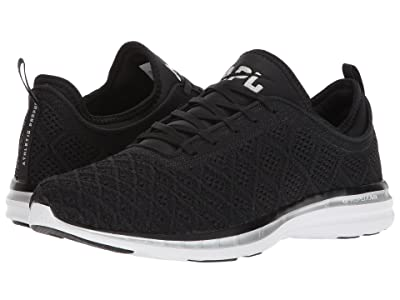 Athletic Propulsion Labs (APL) Techloom Phantom (Black/Metallic Silver) Men