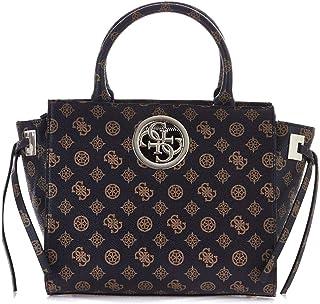 Luxury Fashion | Guess Womens HWSP7186060BROWN Brown Handbag | Fall Winter 19