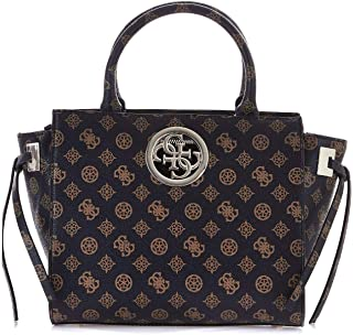 Luxury Fashion | Guess Womens HWSP7186060BROWN Brown Handbag | Fall Winter 19