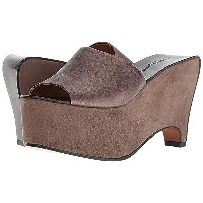 Clergerie Geraud (Mastic Metallic Nappa Leather) Women