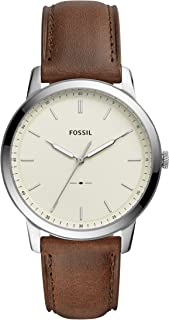 Fossil Fs5439 Watch For Men - Leather