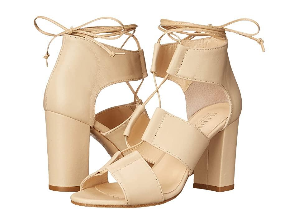Summit by White Mountain Myndee (Sand Leather) High Heels