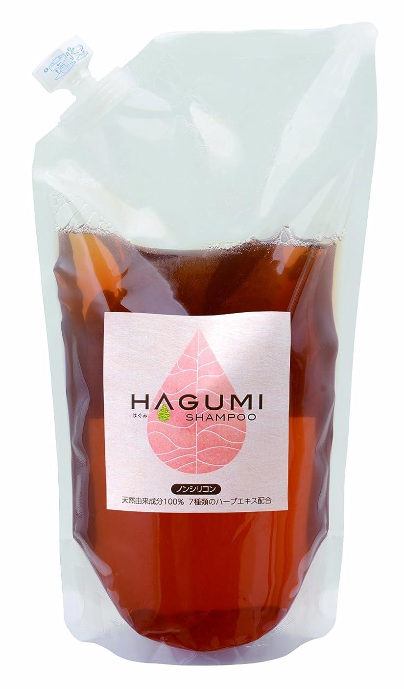 剥ぎ取る論争的受益者HAGUMI(ハグミ) シャンプー 400ml