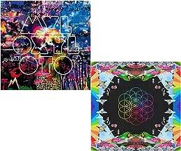 Mylo Xyloto - A Head Full of Dreams - Coldplay 2 CD Album Bundling