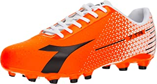 Diadora Mens 173260-7089 7-tri Mg 14 Orange Size:
