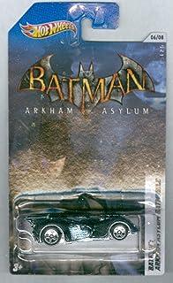 Hot Wheels 2012 Batman Series #6 of 8 Arkham Asylum Batmobile 1:64 Scale