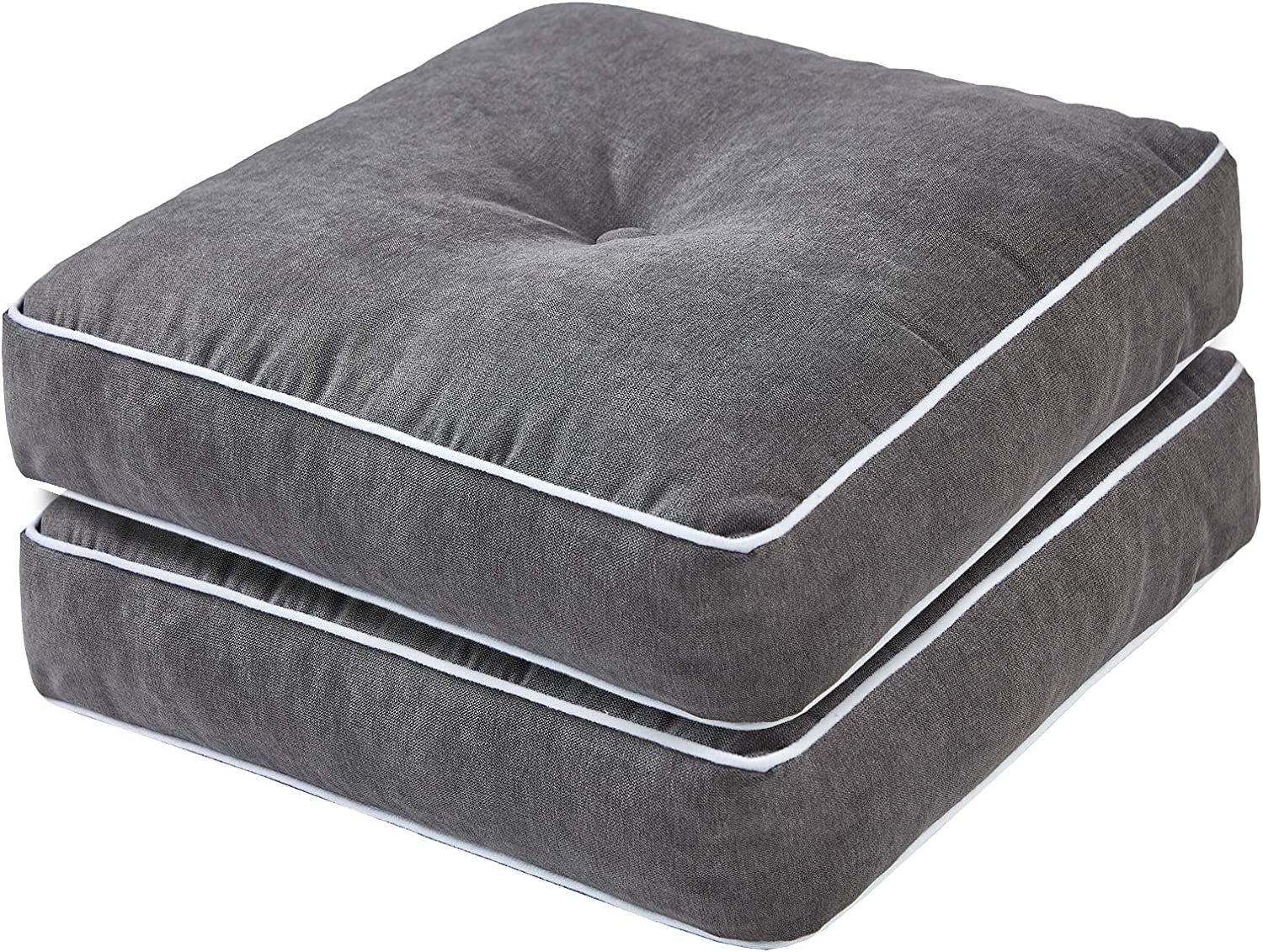 Rainlin Thicken Floor Pillows for Tufted Solid Manufacturer direct delivery Sea Portland Mall Seating Thick