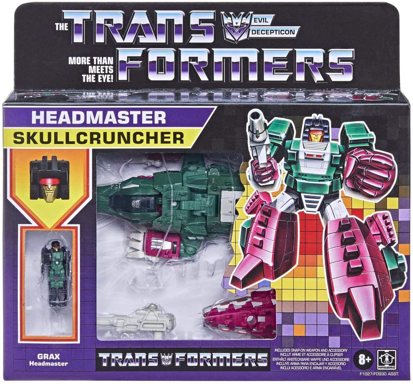 In a popularity Transformers 2021 Modern Figure in He Challenge the lowest price of Japan Retro Decepticon Packaging