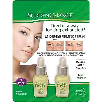 Sudden Change Under-Eye Firming Serum, 0.23 Ounce