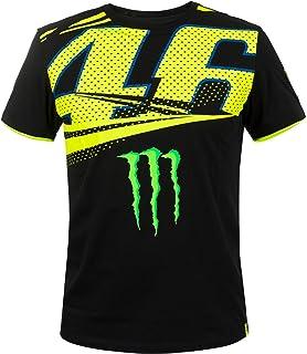 VR46 Valentino Rossi Monster Energy - Camiseta para hombre