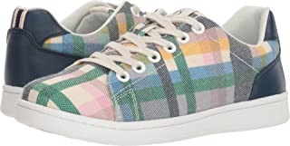 ED Ellen DeGeneres Womens chapala Fabric Low Top Lace Up Fashion Sneakers US