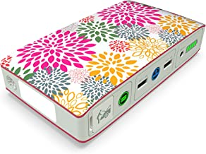HALO Bolt 57720 mWh Portable Phone Charger Power Bank Car Jump Starter - Pink Floral
