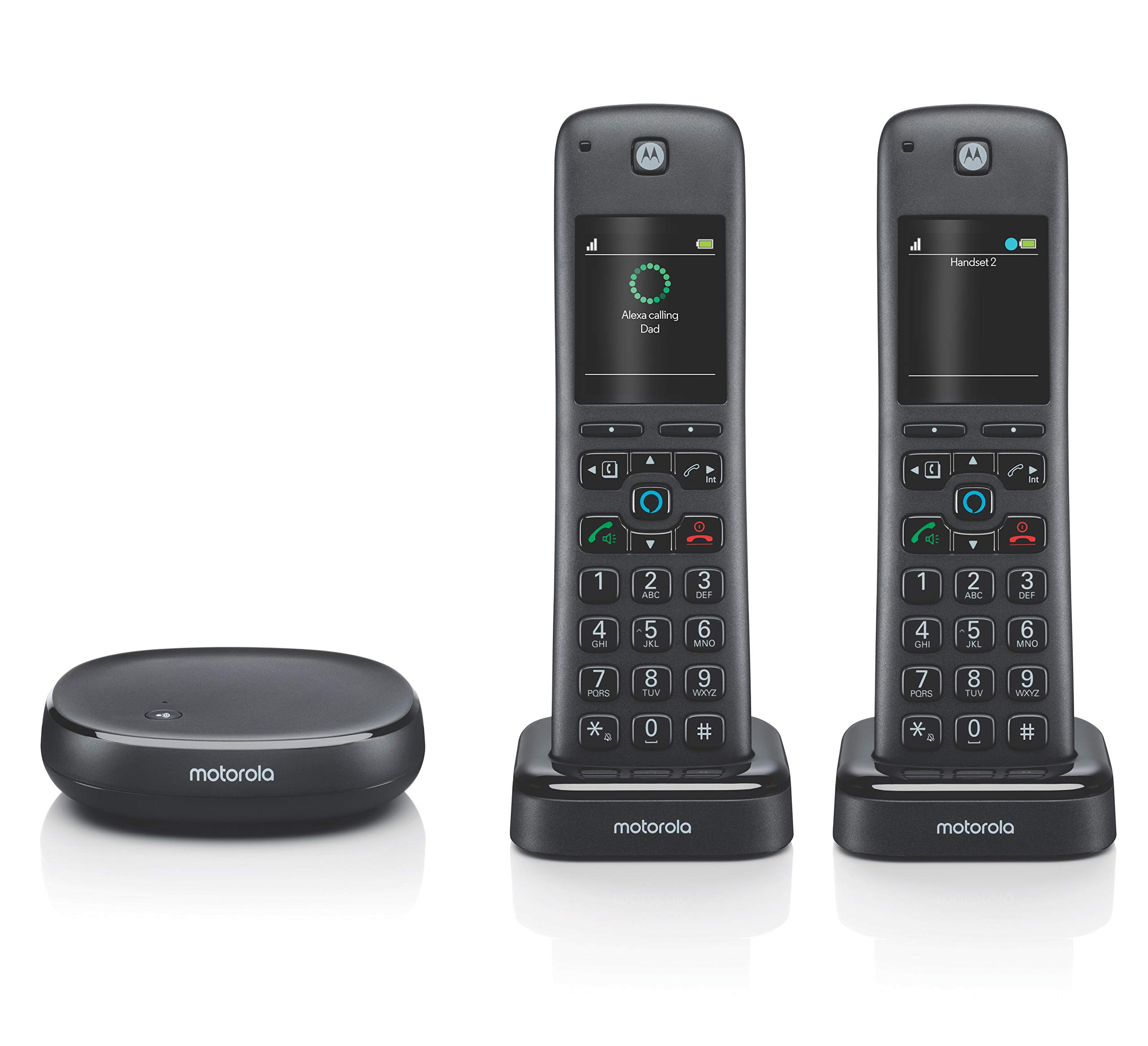 Motorola AXH02 Wireless System Speaker