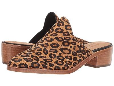 Soludos Venetian Mule (Leopard) Women