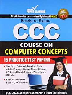 Best ccc test paper Reviews