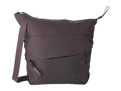 The North Face Electra Tote Medium (Rabbit Grey/Rabbit Grey) Tote Handbags