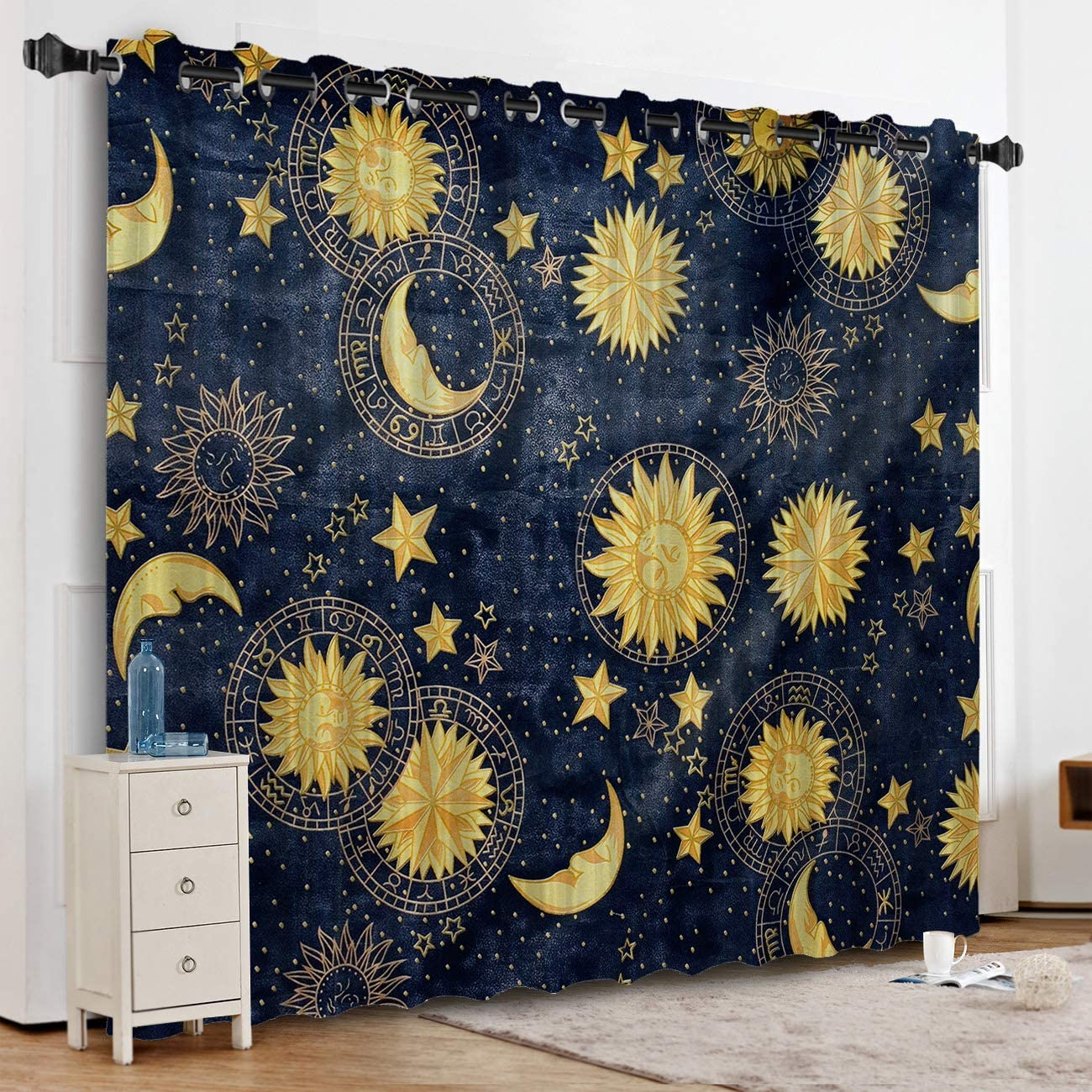 Prime-Home Window Treatments Ranking TOP13 service Curtains Kitchen Gromment Bl Drapes
