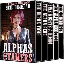 Alphas and Tamers: An Alpha Male Harem Bundle