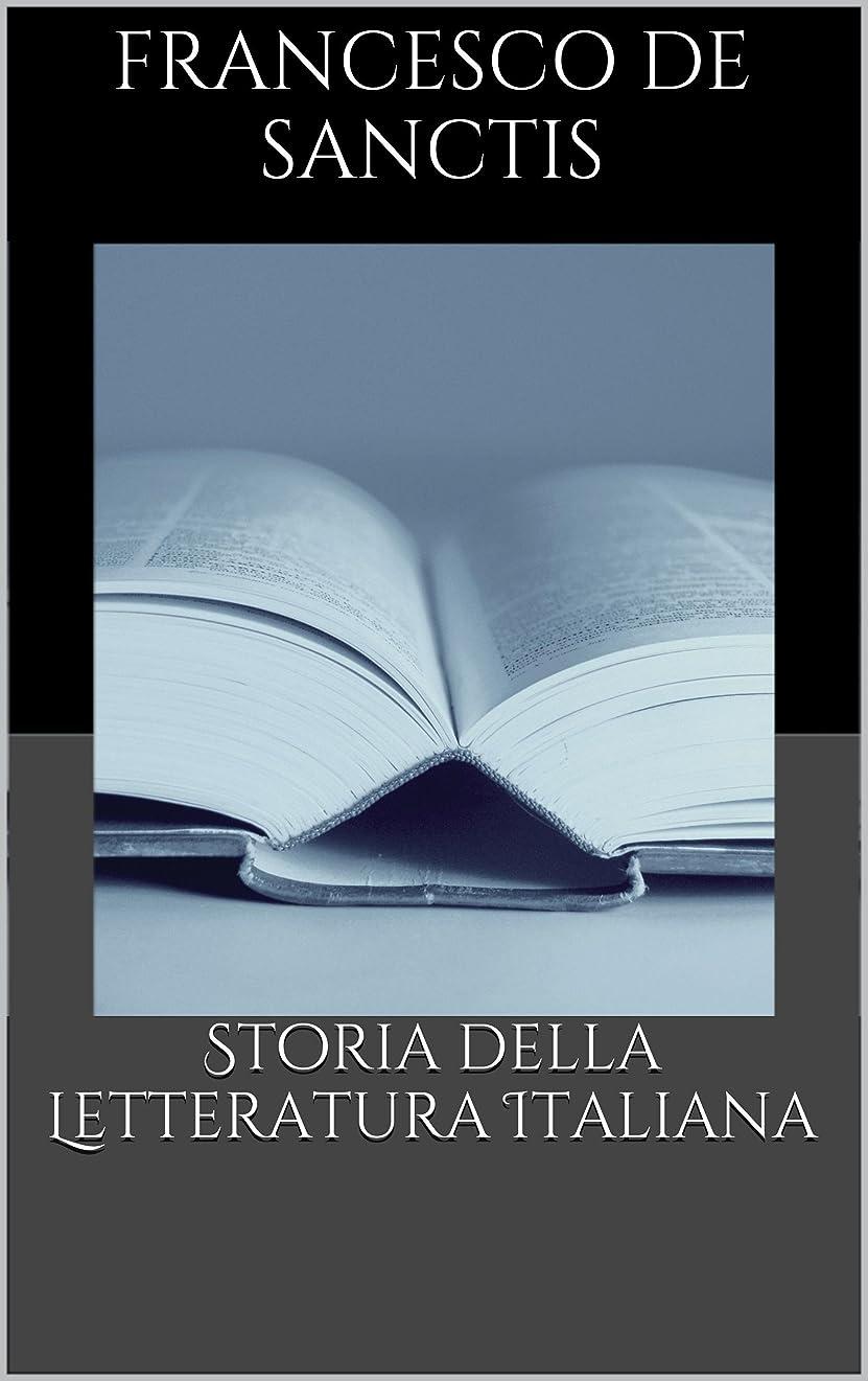 呼び起こす撤回する本当のことを言うとStoria della Letteratura Italiana (Italian Edition)