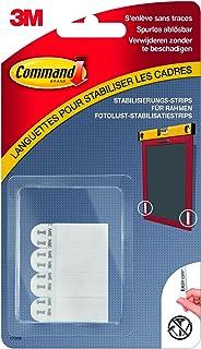 Command 17208 stabiliserende strips voor fotolijsten Mini, 4 sets à 2 strepen, wit
