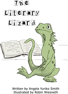 The Literary Lizard (Literary Lizard Adventures Book 1)
