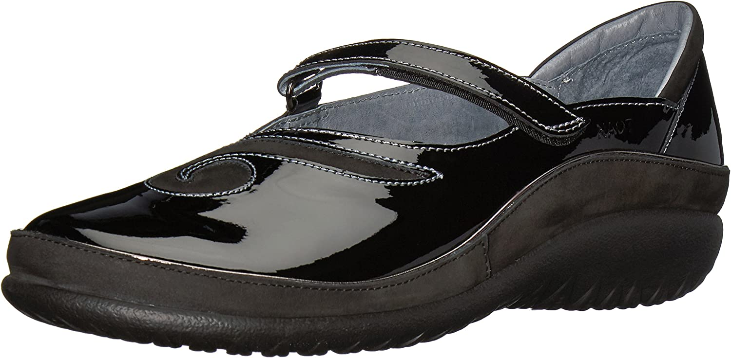 Naot Womens Matai Mary Jane Flat