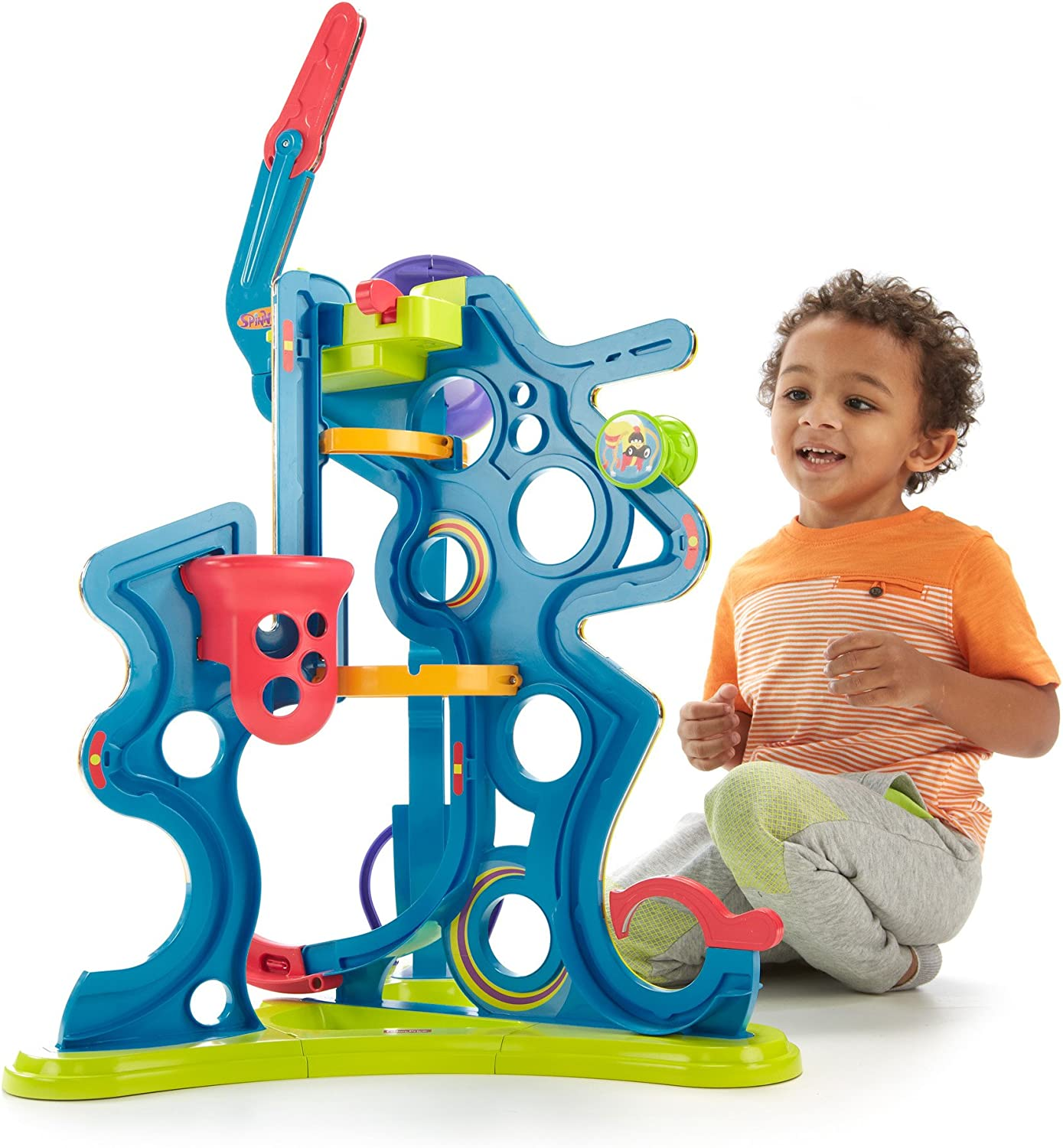 FisherPrice Spinnyos Giant Yoller Coaster by FisherPrice