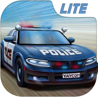 Kids Vehicles: Emergency - Police, Fire & Rescue Lite + puzzle & coloring book