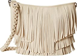 M&F Western Fringe Hobo Bag