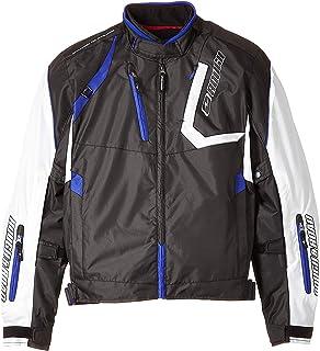 ラフアンドロード(ROUGH&ROAD) バイク用ジャケット S(spring)S(summer)F(fall) スポーツライドジャケット Y.ブルー LL RR4006