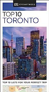 DK Eyewitness Top 10 Toronto (Pocket Travel Guide) (English Edition)