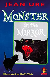 Monster in the Mirror (Yellow Storybook) (English Edition)