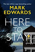 Cover image of Here To Stay by Mark Edwards