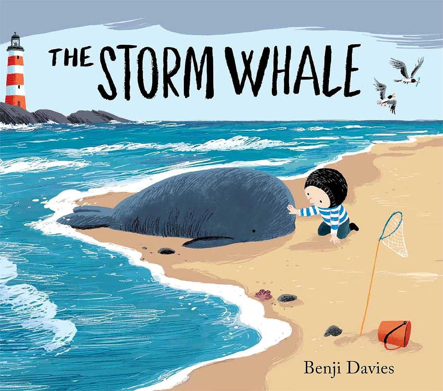 人類息切れギャップThe Storm Whale (English Edition)