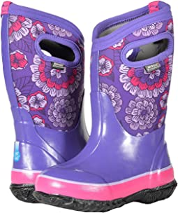 Bogs Kids - Classic Pansies (Toddler/Little Kid/Big Kid)