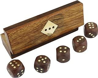 Best yahtzee vintage wooden box Reviews