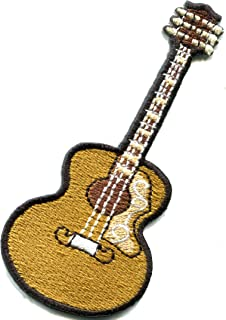 guitar iron on patch
