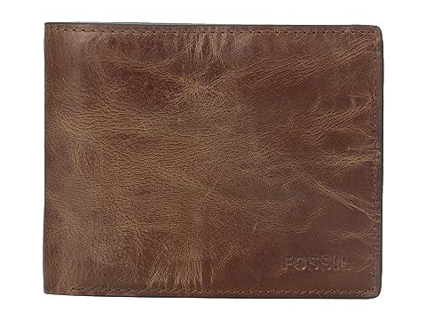 Bifold Flip ID Derrick Marrón RFID Fossil xqZ1pFwRWZ