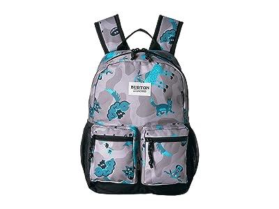 Burton Kids Gromlet Pack (Little Kid/Big Kid) (Hide and Seek Print) Day Pack Bags