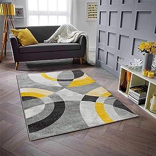 tapis jaune. Black Bedroom Furniture Sets. Home Design Ideas