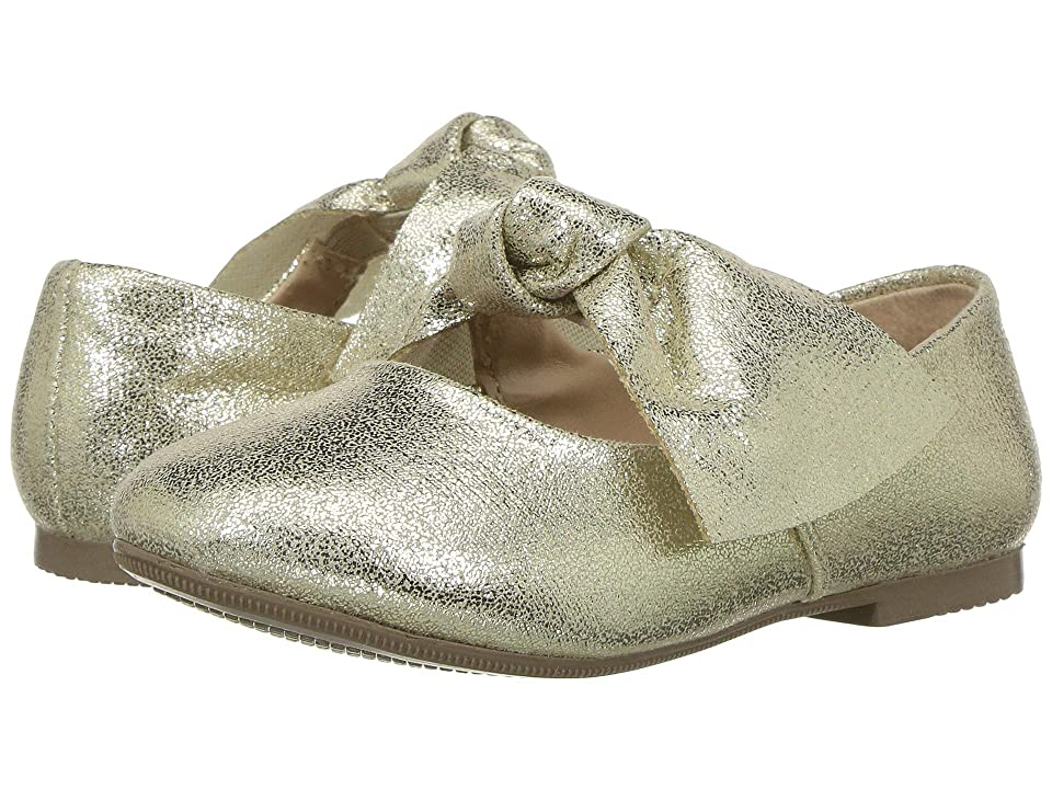 Kid Express Leire (Toddler/Little Kid) (Gold Metallic) Girls Shoes