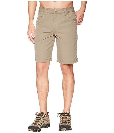 Toad&Co Rover Shorts (Dark Chino) Men