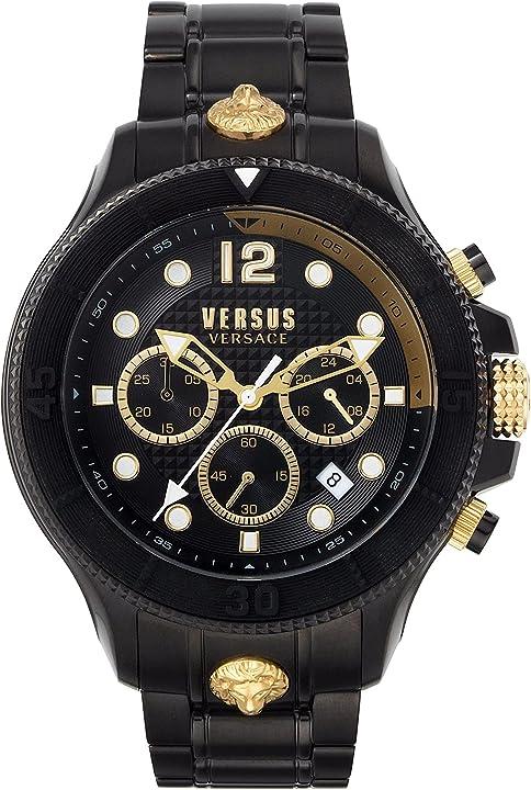 orologio versus versace vspvv0720 - orologio da uomo volta cronografo