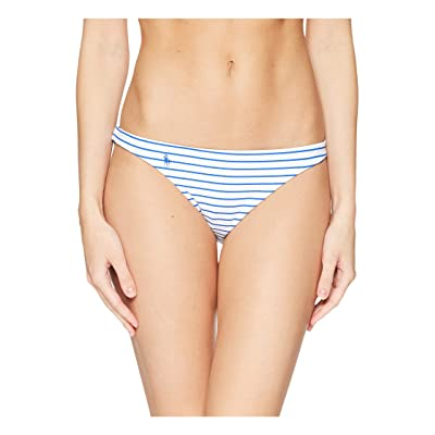 Polo Ralph Lauren Icon Classic Reversible Taylor Hipster Bottoms (Blue) Women