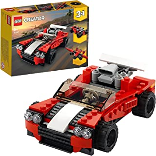 LEGO Creator Sports Car for age 6+ years old 31100