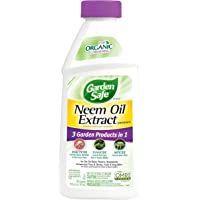 Garden Safe Brand Neem Oil Extract Concentrate 16-fl oz