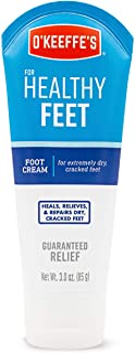 O'Keeffe's for Healthy Feet Foot Cream, 3 oz., Tube