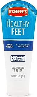 O'Keeffe's Healthy Feet Foot Cream, 3 ounce Tube