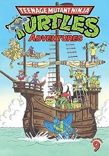 Teenage Mutant Ninja Turtles Adventures Volume 9 (TMNT Adventures)