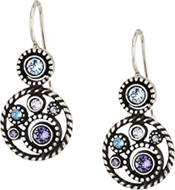 Brighton - Halo French Wire Earrings